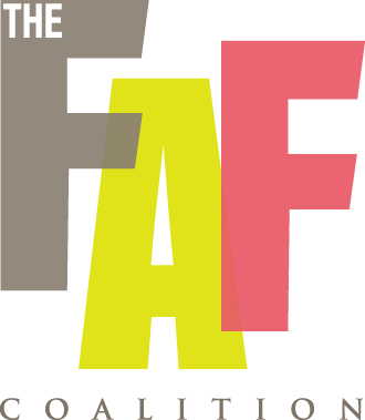 The FAF Coalition logo
