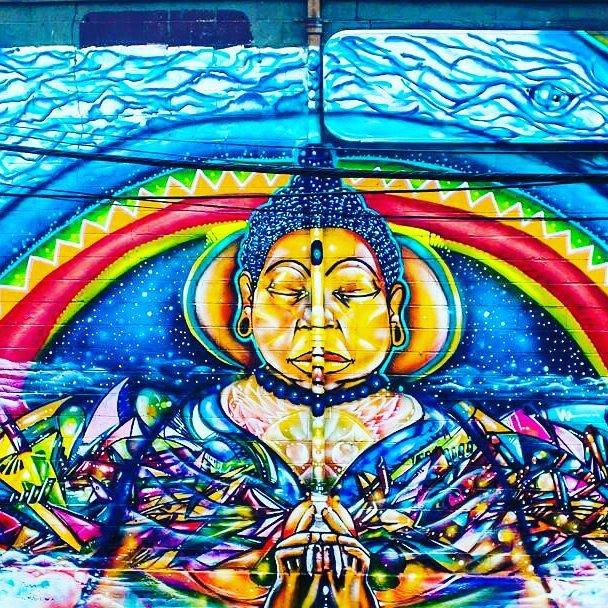 Woodbury Buddha